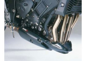 Spoiler silnika PUIG do Yamaha FZ1 N/S 06-14 (karbon)