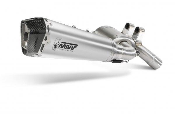 Układ wydechowy MIVV DELTA RACE STAL SLIP-ON BMW F 900 XR 2020 - TERAZ