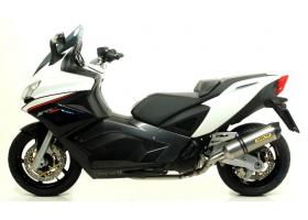 Układ Wydechowy ARROW Aprilia SRV 850 2012 Race-Tech Titanium/Carbon Kompletny