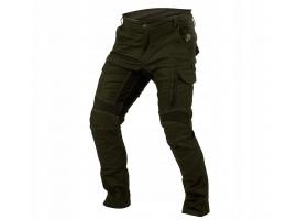 ACID SCRAMBLER 1664 New Khaki Denim Pants