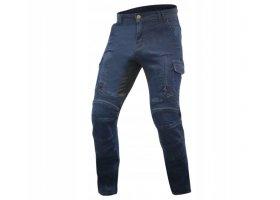 ACID SCRAMBLER 1664 Dark Blue Denim Pants