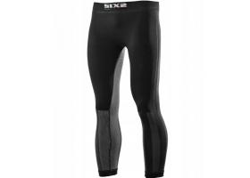 Męska Termoaktywna Bielizna Motocyklowa + Windstopper SIXS Spodnie