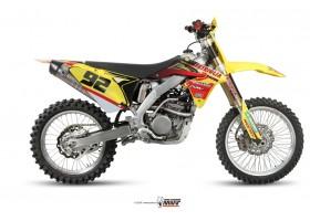 Układ wydechowy RM-Z 450 09/12 Stronger Inox Kompletny