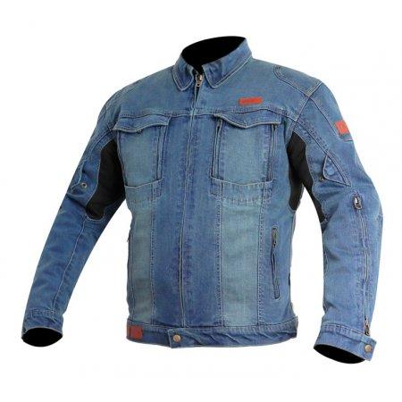 2095 PARADO Blue Tech-Air Jacket Jeansowa Kurtka Motocyklowa