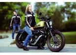 Damskie Spodnie Motocyklowe TRILOBITE PARADO 661 LADIES Denim Pants