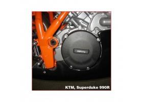 KTM SUPERDUKE 990 /R - osłona sprzęgła