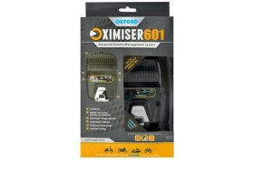 Ładowarka Do Akumulatorów Motocyklowych OXIMISER 601