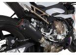 Układ Wydechowy Slip-on Scorpion BMW S1000 RR 2019/+ RED POWER BLACK STAL PBM80BCER
