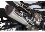 Układ Wydechowy Slip-on Scorpion BMW S1000 RR 2019/+ SERKET TAPER STAL RBM80SEO