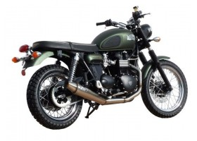 Scrambler 900 wtrysk Full Kit 2>1 Steel Racing LOW