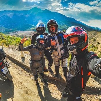 Już prawie w domu … wyjazd super! Pozytywnie zmęczeni. Przed nami dwa ostatnie dni wyprawy. 😪#epictrip #wyprawamotocyklow #tripmotocyklowy #motocykle #motocykl #motocyklista